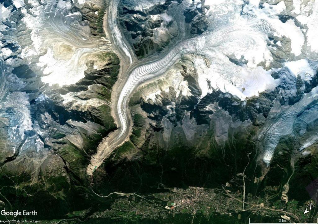 Mer de Glace : dernières photos avant disparition totale Mer_de10