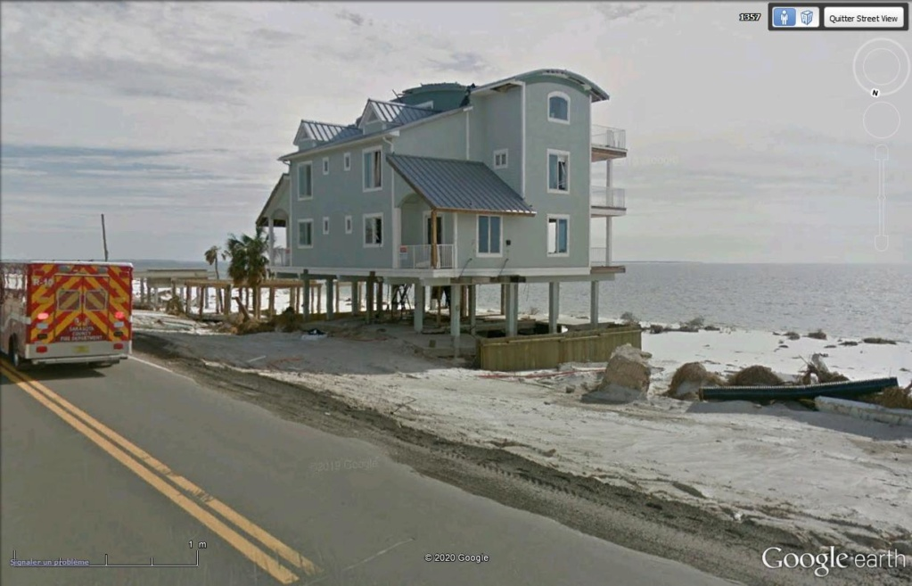 Mexico Beach : les dégâts de l'ouragan Michael  Mex8_210