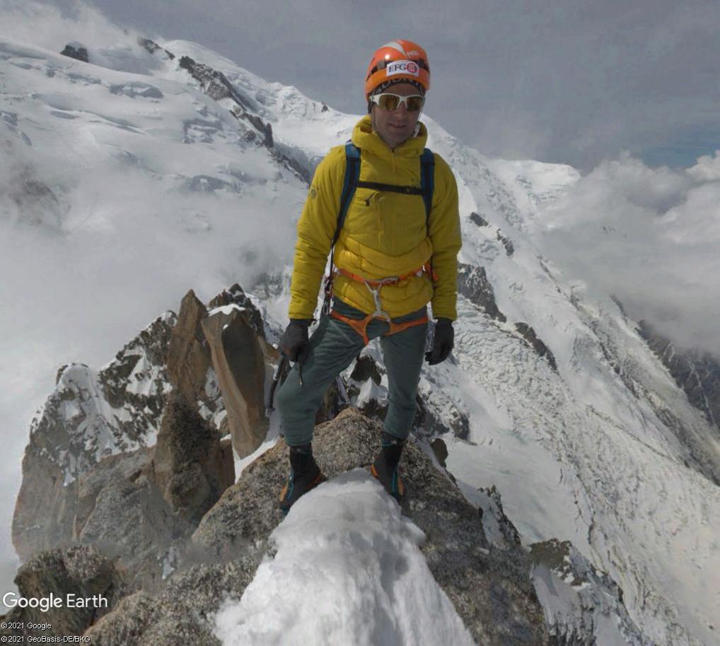 Le massif du Mont-Blanc en version sport de haute montagne Midi10