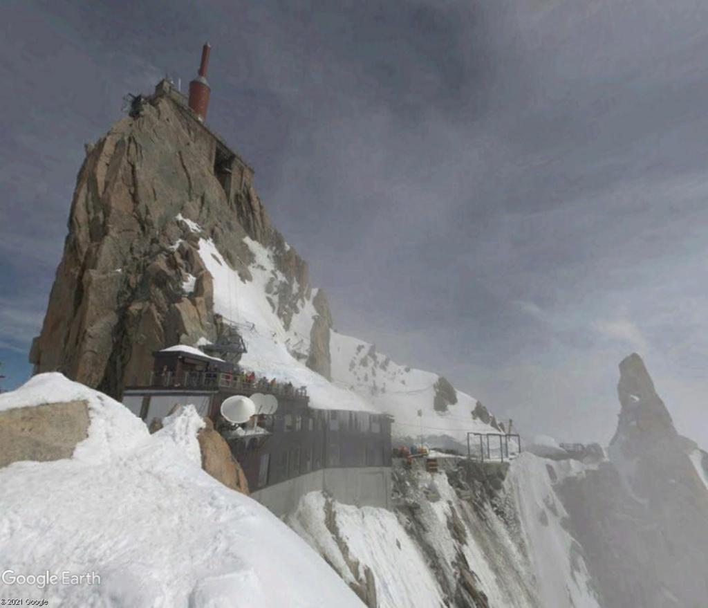 Le massif du Mont-Blanc en version sport de haute montagne Midic10