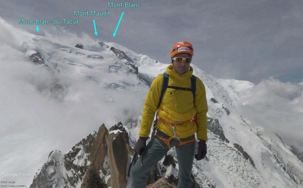 Le massif du Mont-Blanc en version sport de haute montagne Midick13