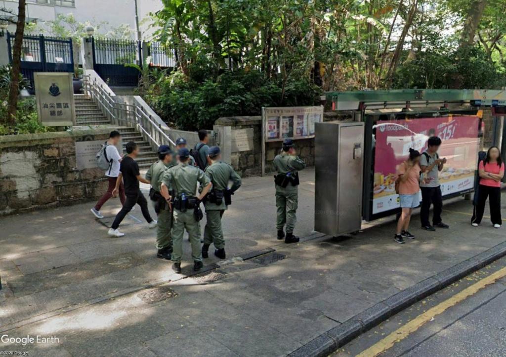 """Hong Kong à l'heure de la """"normalisation"""" : un voyage en images - Page 5 Milice10"""