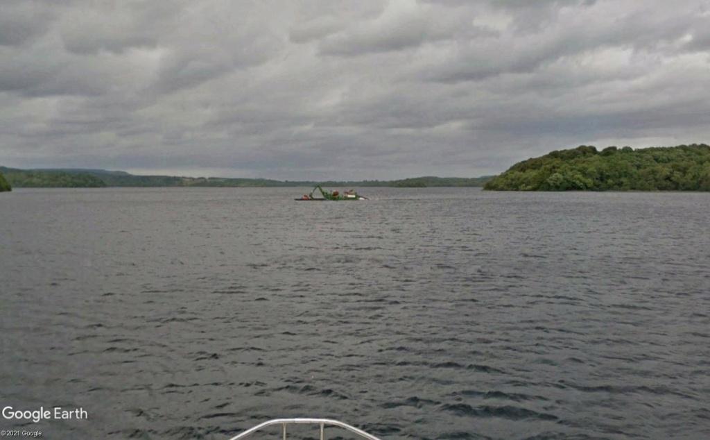 En Irlande, un cousin du monstre du Loch Ness  Monstr11