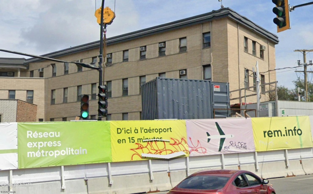 Montréal : construction d'une gare souterraine Mont_111