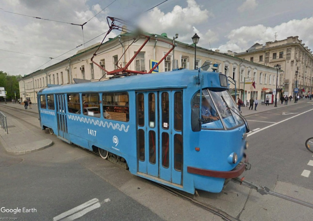 STREET VIEW : les tramways en action - Page 5 Mosc210