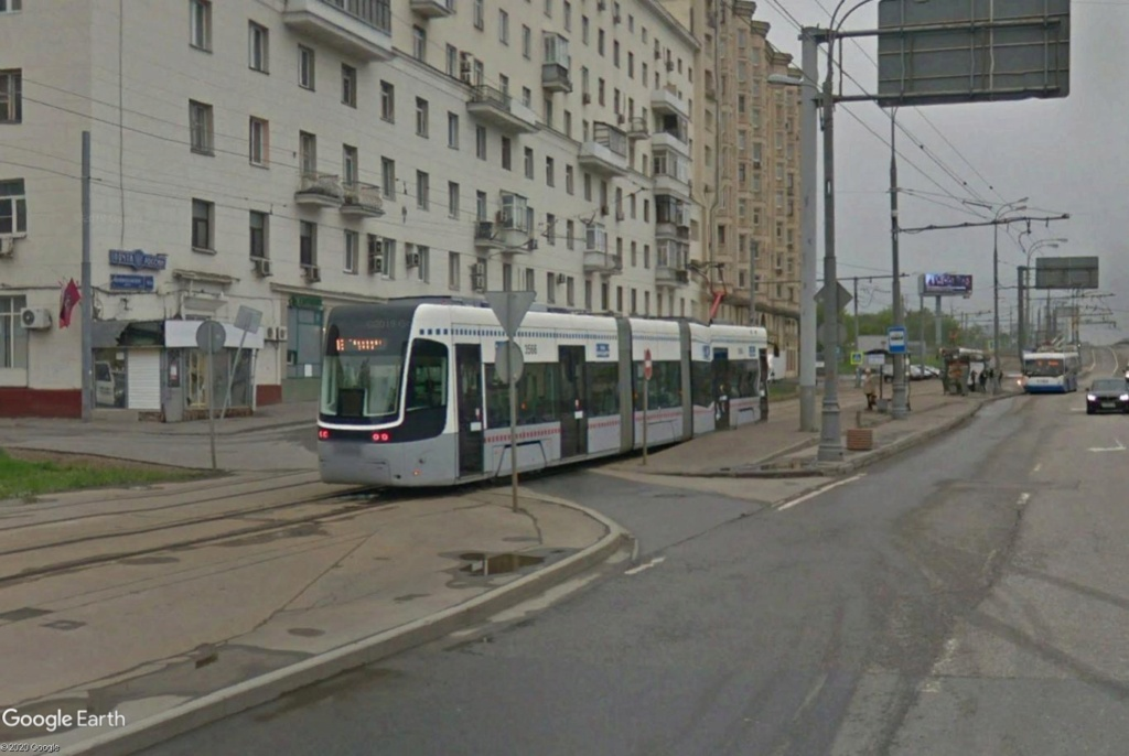 STREET VIEW : les tramways en action - Page 5 Mosccc10