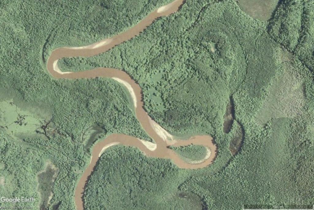 Création d'un bras mort sur la rivière Ontonagon (Michigan) Mzoand13