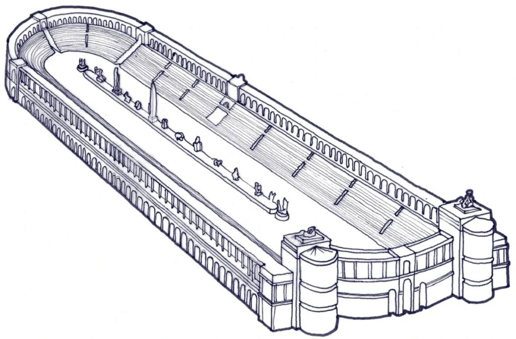Les cirques romains : dans les traces de Ben-Hur Mzorid12