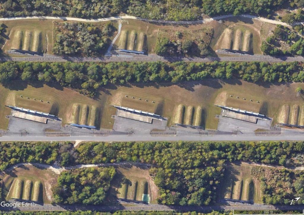 C'est quoi : hangars militaires dans le New Jersey ? Nj210
