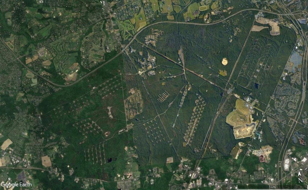 C'est quoi : hangars militaires dans le New Jersey ? Nj610