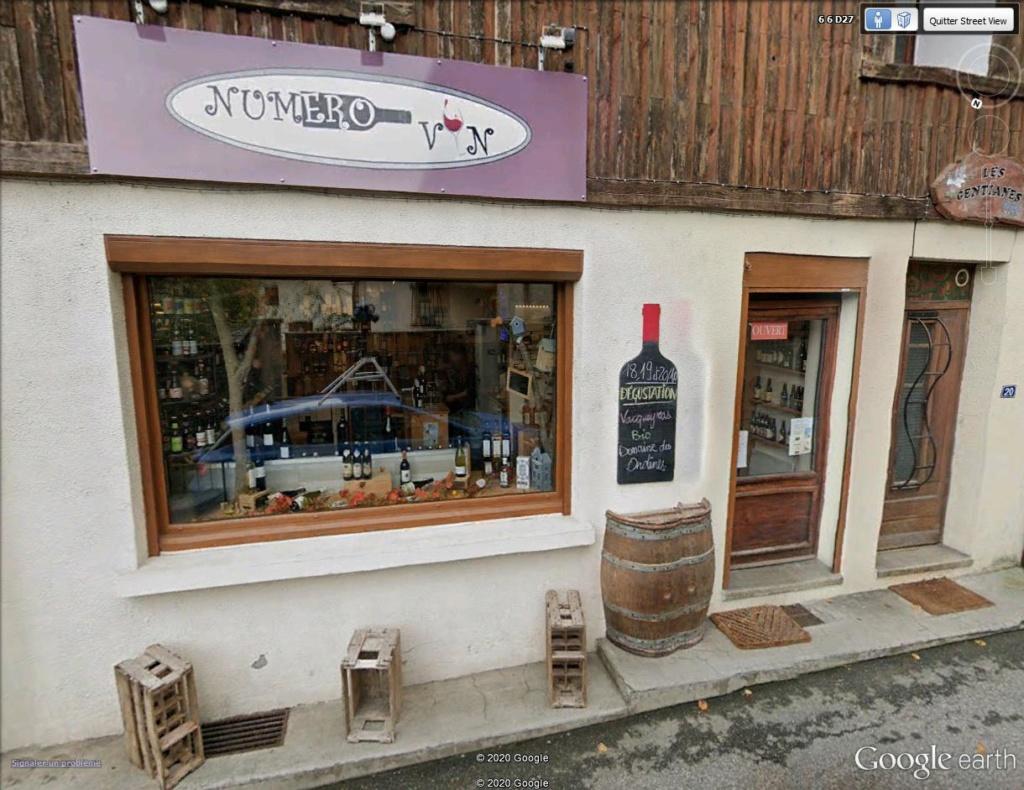 STREET VIEW : les façades de magasins (France) - Page 17 Numzor10