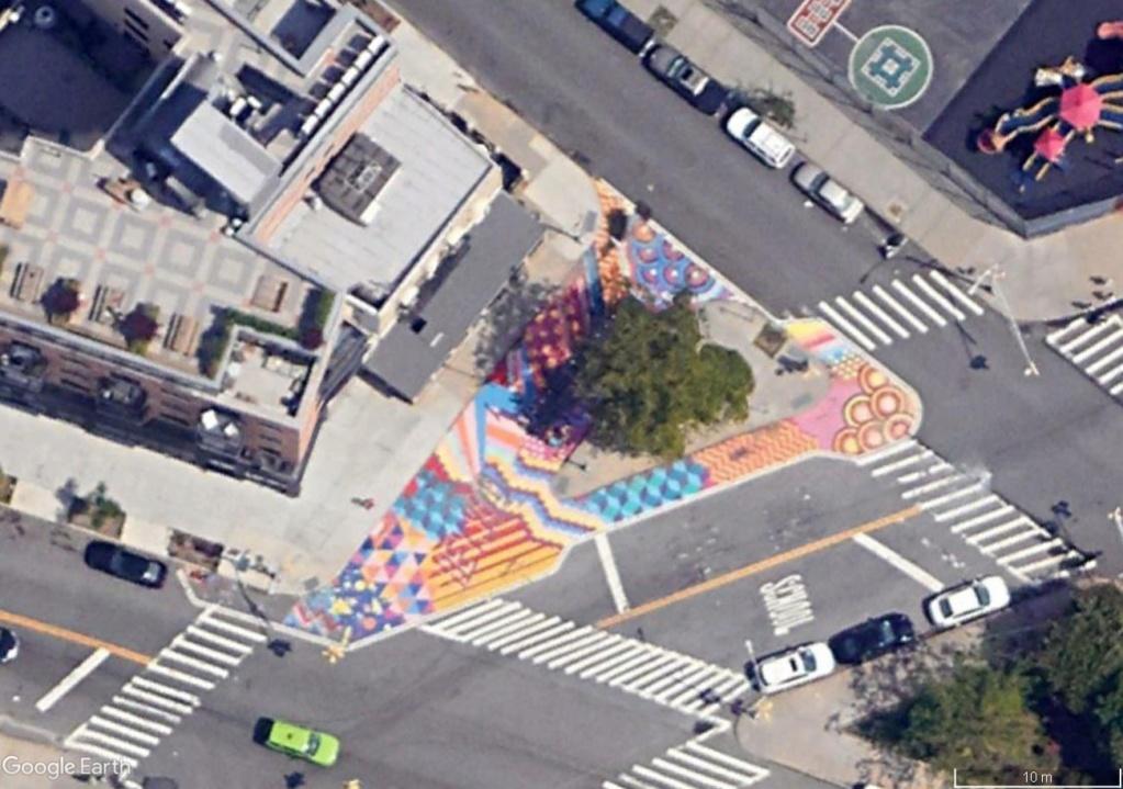 Rues peintes  - Page 2 Ny_rue10