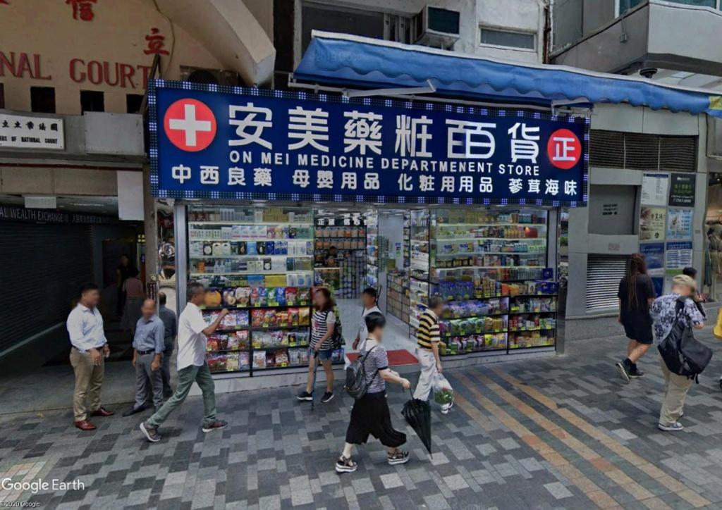 """Hong Kong à l'heure de la """"normalisation"""" : un voyage en images - Page 2 On10"""