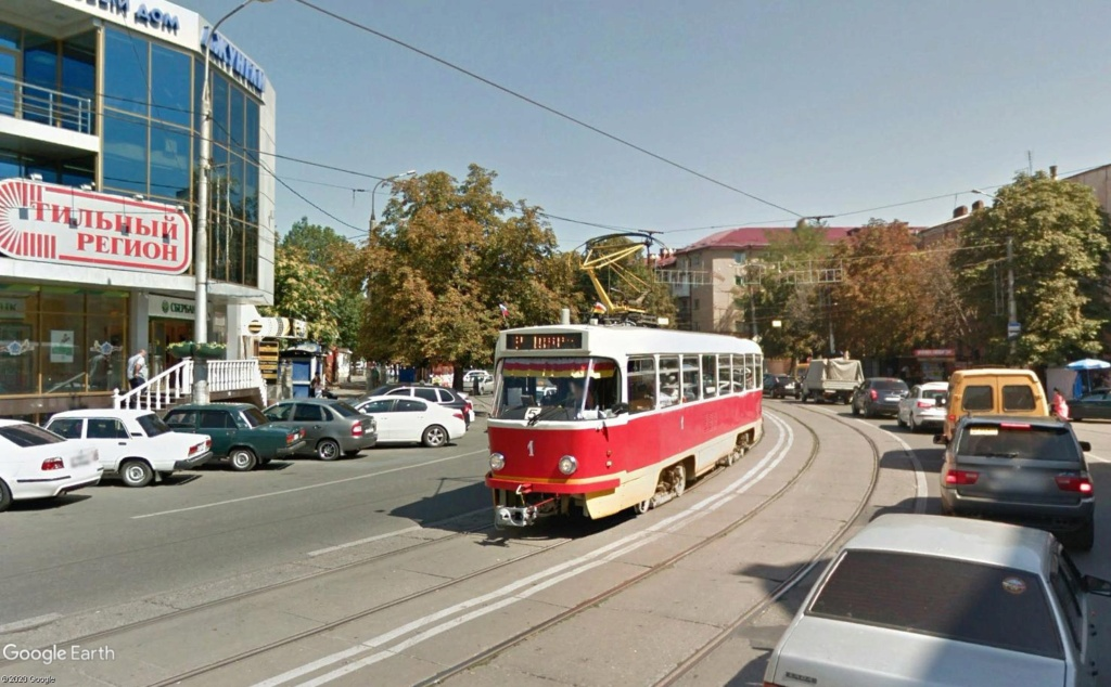 STREET VIEW : les tramways en action - Page 5 Osset10