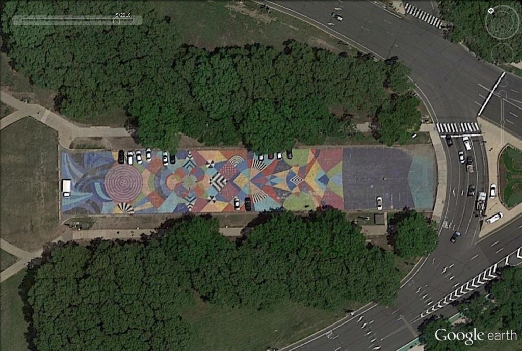 Rues peintes (street painting) - Page 2 Ovale410