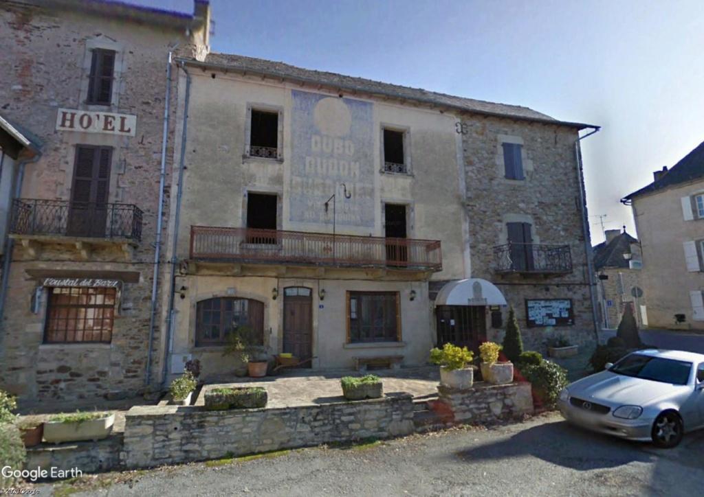 STREET VIEW : Vieilles publicités murales - Page 24 Oyo10