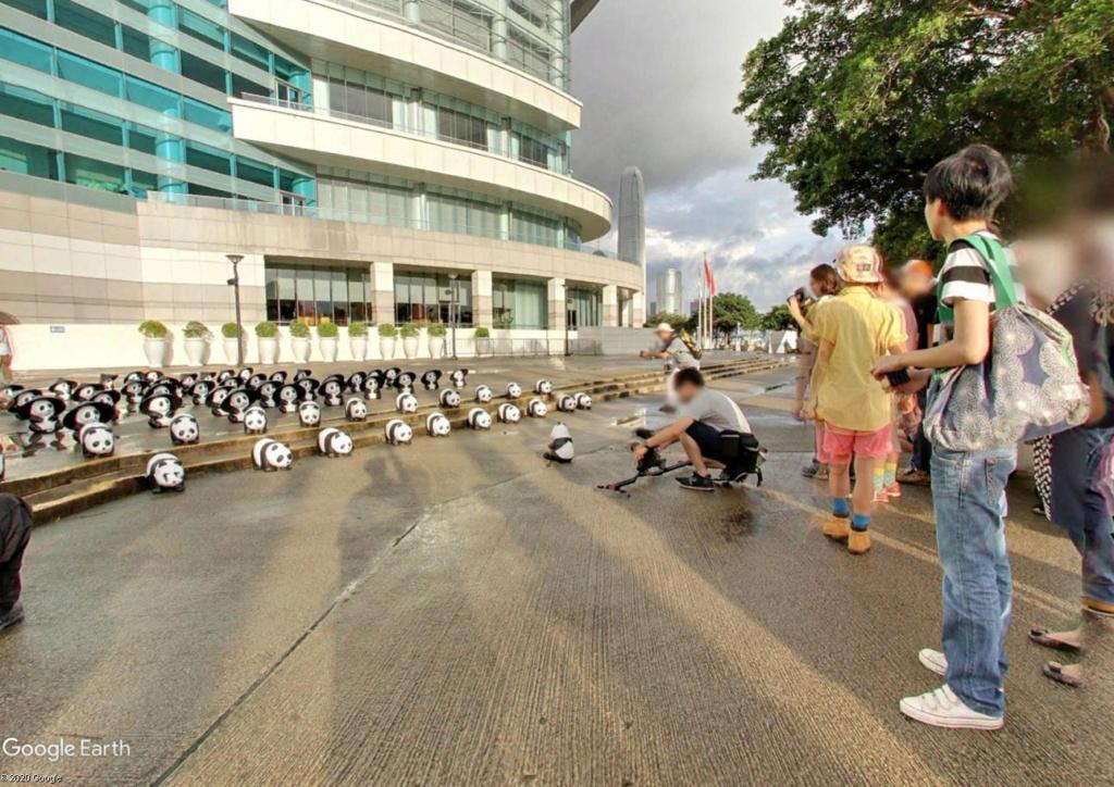 """Hong Kong à l'heure de la """"normalisation"""" : un voyage en images Pandi10"""
