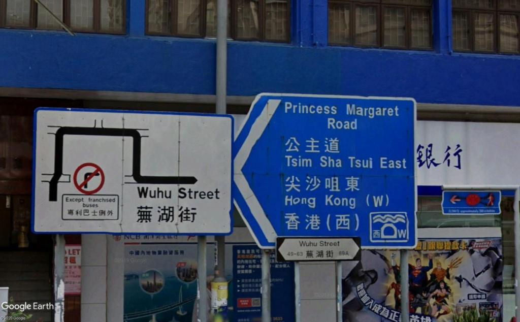"""Hong Kong à l'heure de la """"normalisation"""" : un voyage en images Pannea11"""