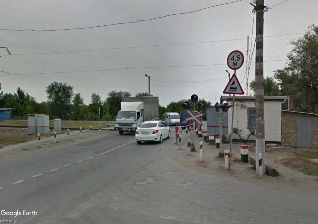 Krivianskaïa, bourg rural du sud de la Russie Passag12