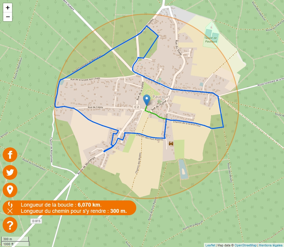 Confinement : un kilomètre autour de chez soi (CHALLENGE !) - Page 2 Paucou10