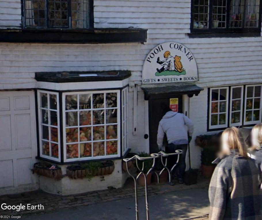 Où est la maison de winnie???  Sussex - Angleterre Pooh210
