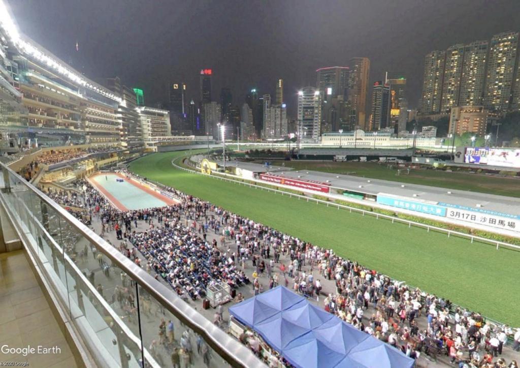 """Hong Kong à l'heure de la """"normalisation"""" : un voyage en images Pop610"""