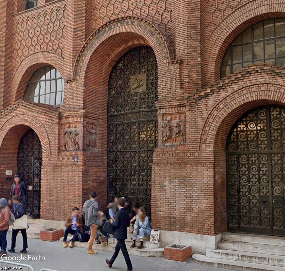 Institut d'Art et d'Archéologie - Paris Porte11