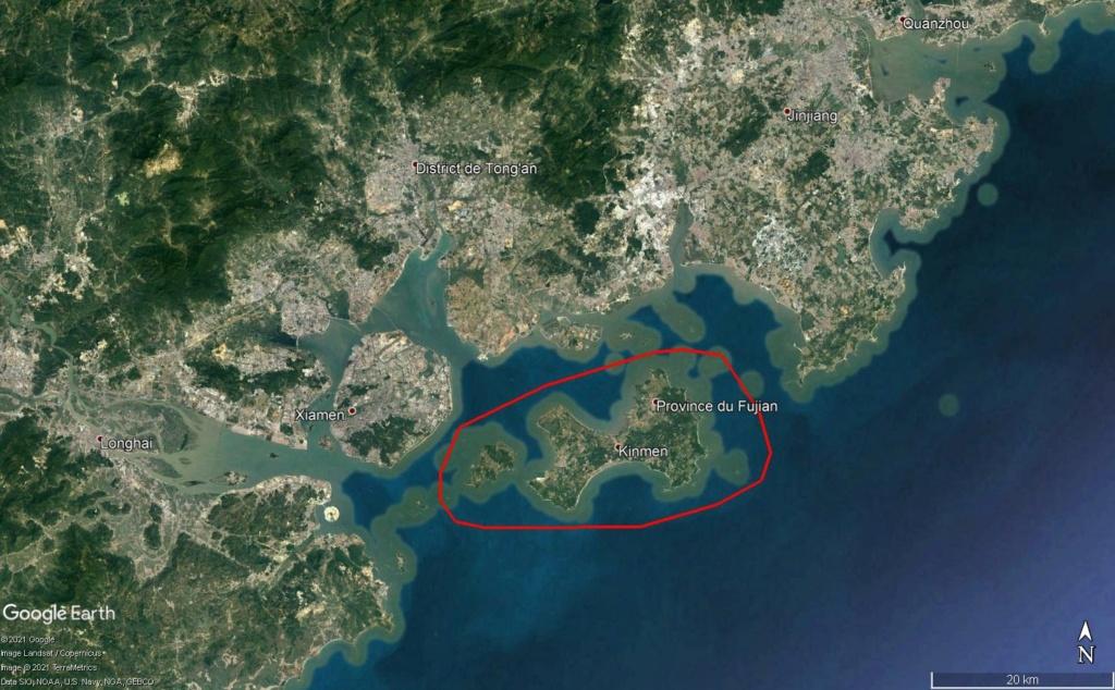 Les îles de Taïwan  Provin16