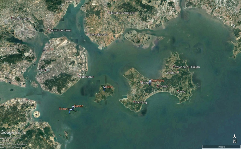 Les îles de Taïwan  Provin18
