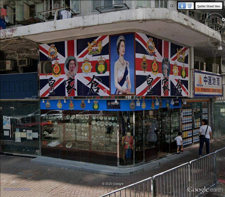 """Hong Kong à l'heure de la """"normalisation"""" : un voyage en images - Page 4 Reine10"""