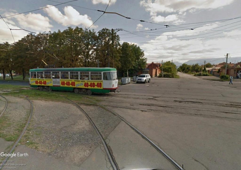 STREET VIEW : les tramways en action - Page 5 Reseau10