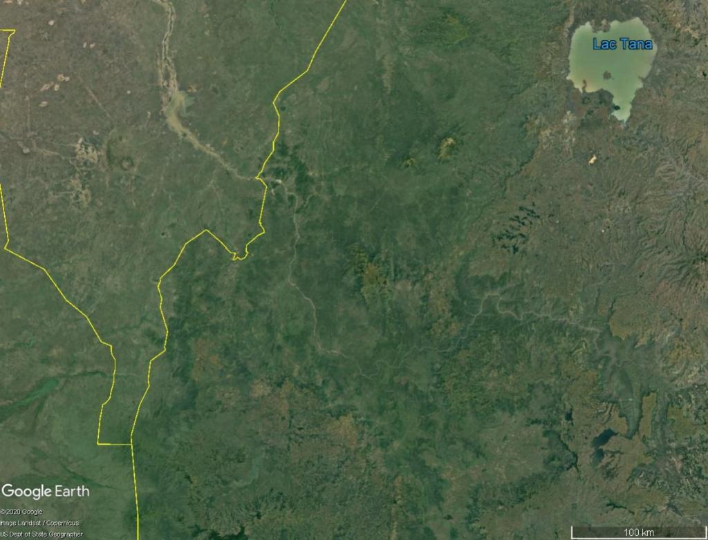 Barrage de la Renaissance (Ethiopie) : la geurre de l'eau aura-t-elle lieu avec le Soudan et l'Egypte ? Retenu11