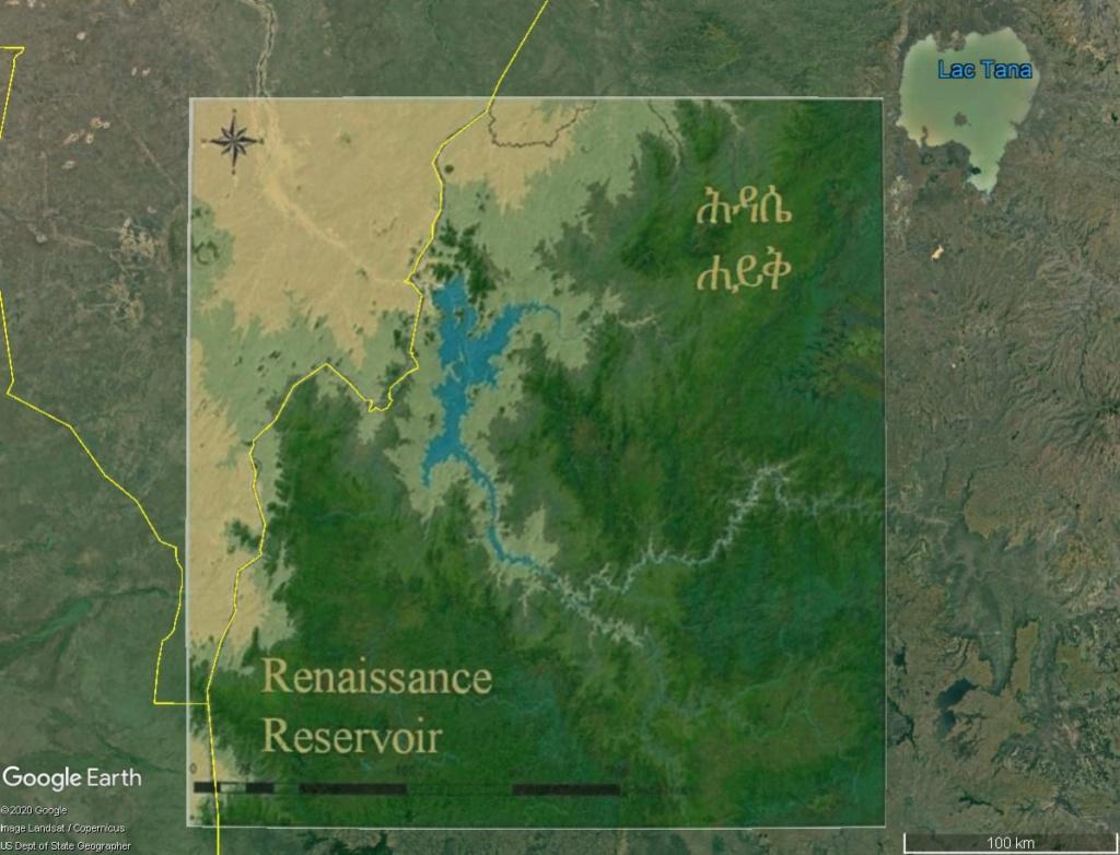 Barrage de la Renaissance (Ethiopie) : la geurre de l'eau aura-t-elle lieu avec le Soudan et l'Egypte ? Retenu12