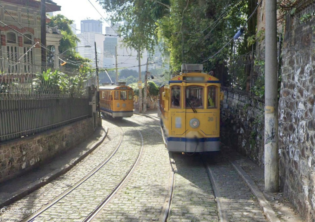 STREET VIEW : les tramways en action - Page 5 Rio110