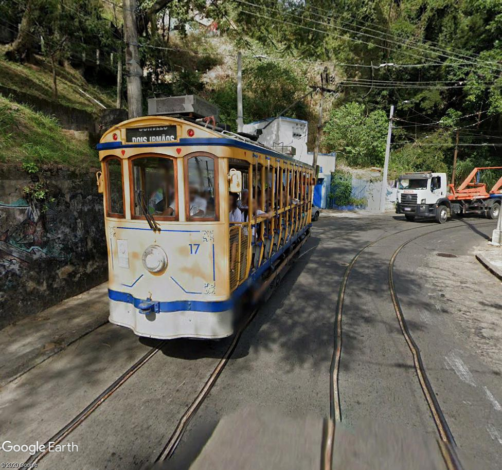 STREET VIEW : les tramways en action - Page 5 Rio510