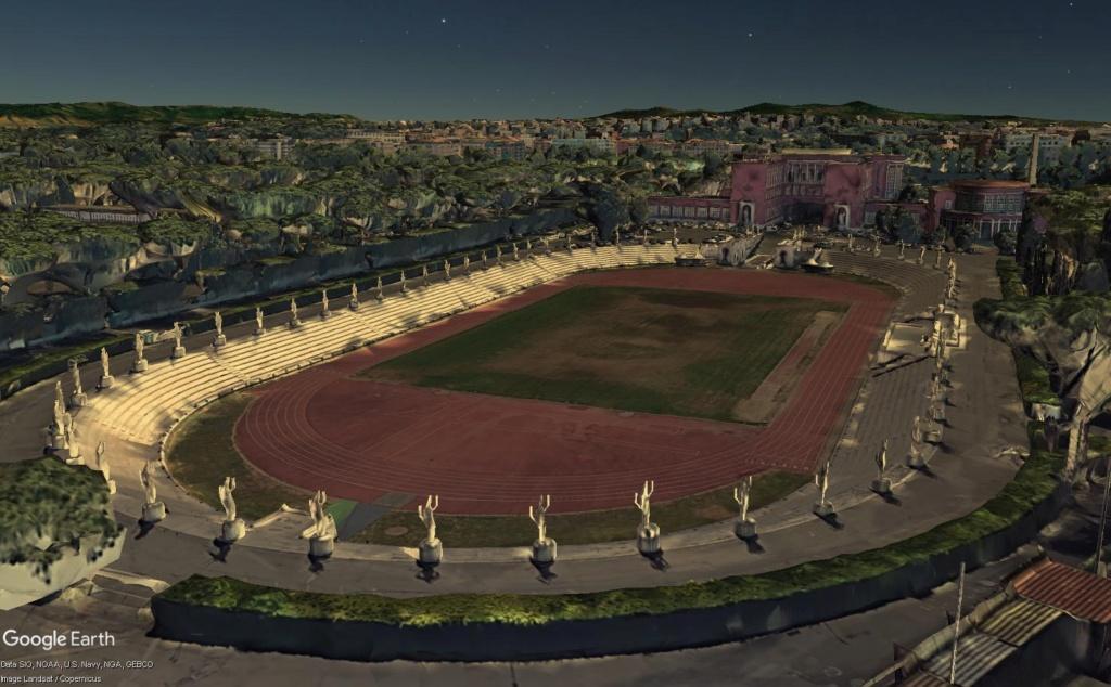Stades d'athlétisme hors du commun - Page 3 Rome410