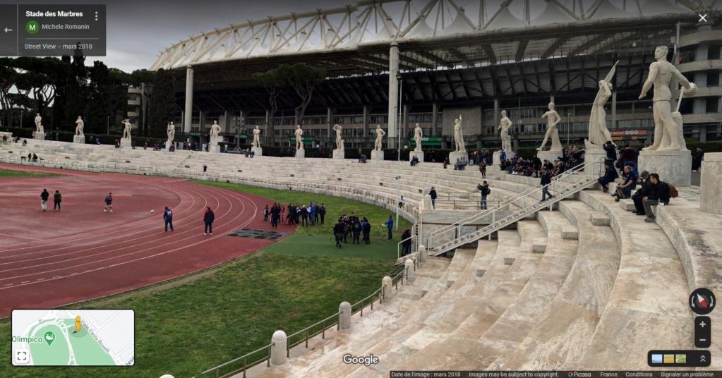Stades d'athlétisme hors du commun - Page 3 Rome9910