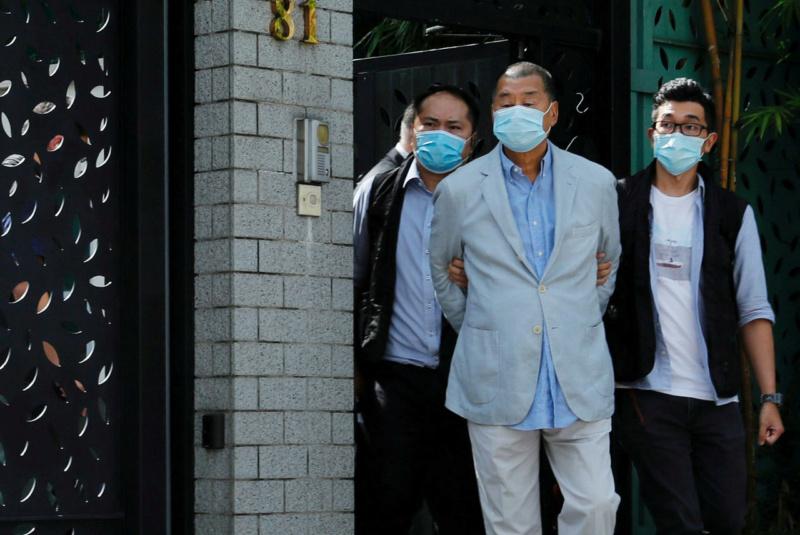 """Hong Kong à l'heure de la """"normalisation"""" : un voyage en images Rtx7om10"""