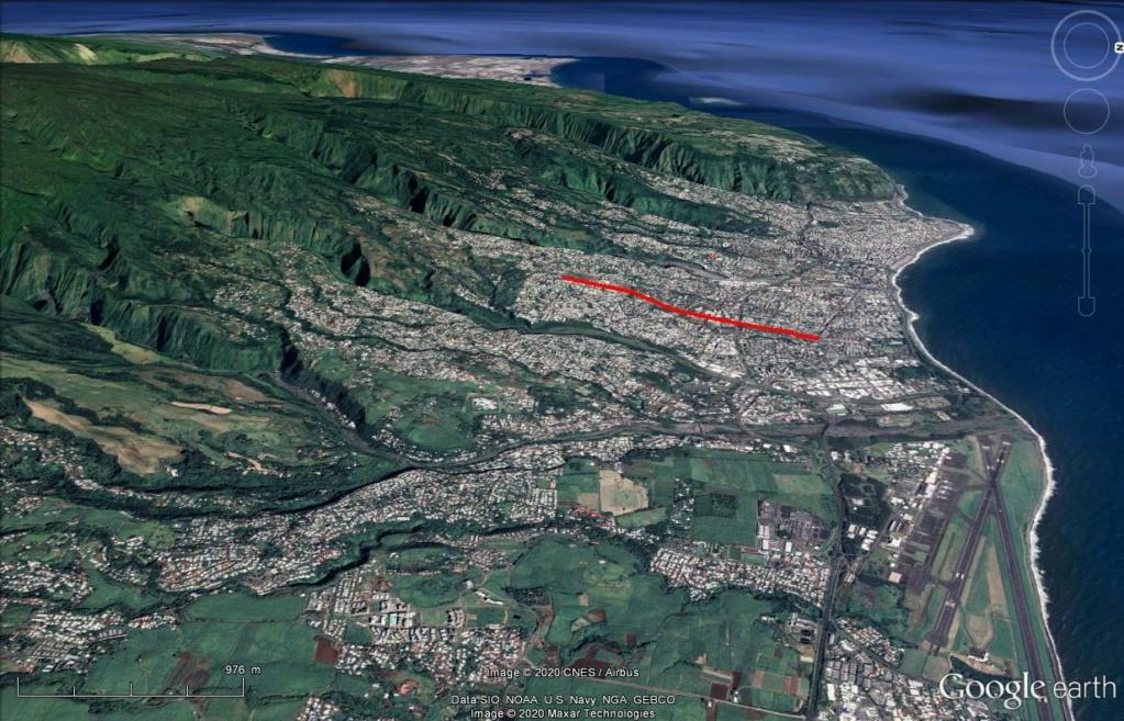 [Bientôt visible sur Google Earth] - Téléphérique Chaudron - Bois de Nèfles, Saint Denis, la Réunion Rzou_310