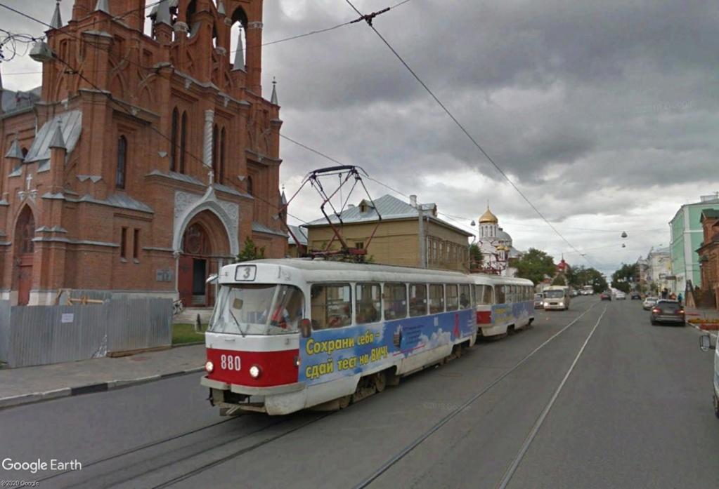 STREET VIEW : les tramways en action - Page 4 Samara10