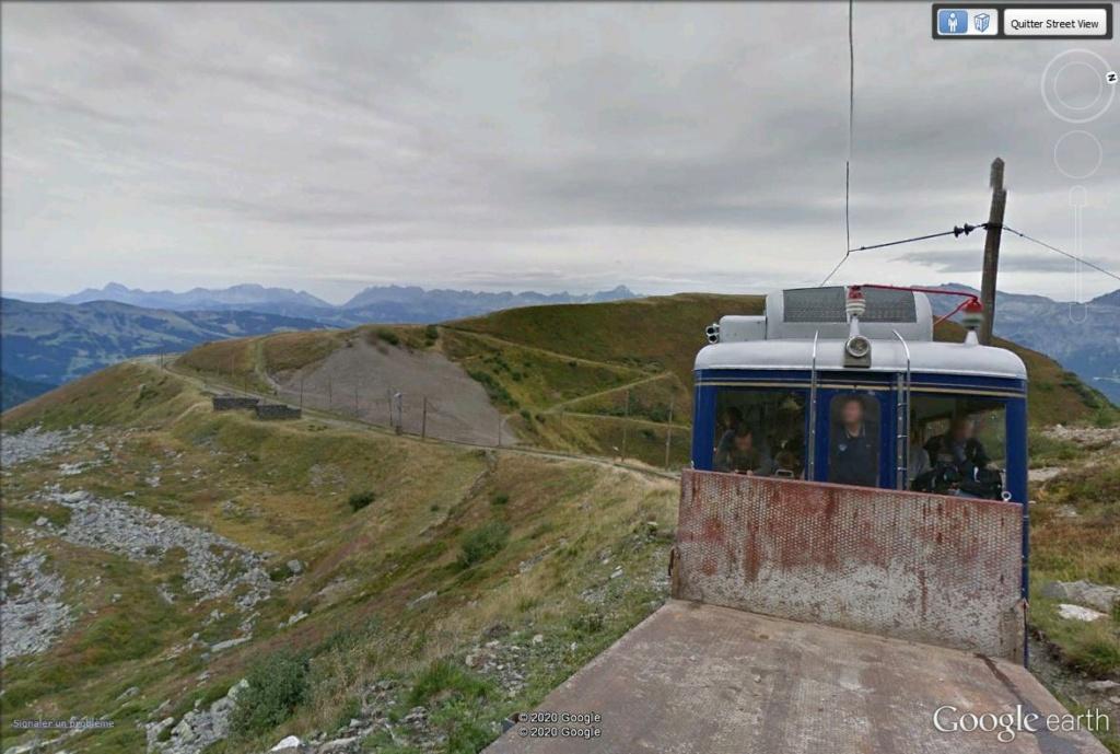 Le Tramway du Mont-Blanc : à l'assaut de la haute montagne Souff110