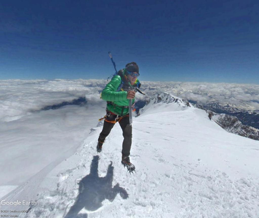 Le massif du Mont-Blanc en version sport de haute montagne Sprint10