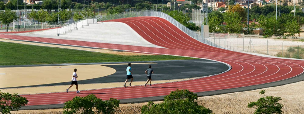 Stades d'athlétisme hors du commun Staade10