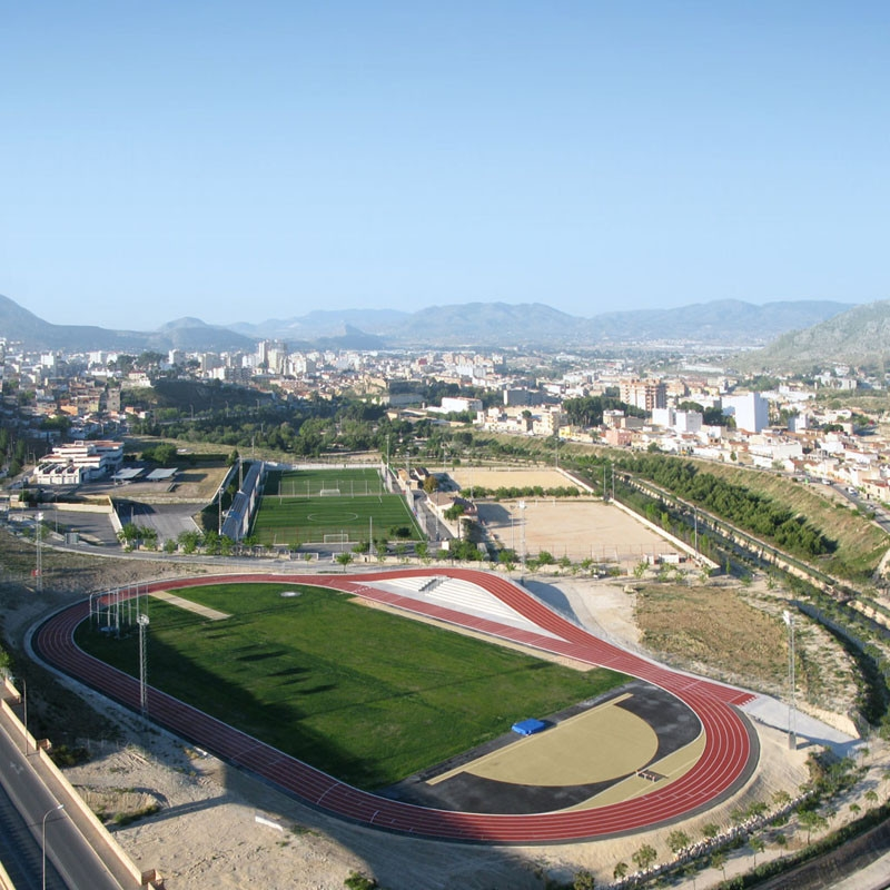 Stades d'athlétisme hors du commun Staade11
