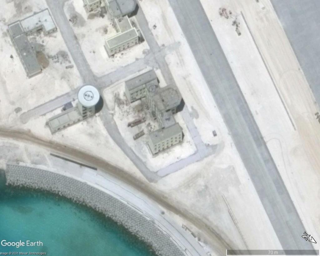 MER DE CHINE MERIDIONALE : la mainmise de la Chine... et le redécoupage des eaux territoriales Subi0211