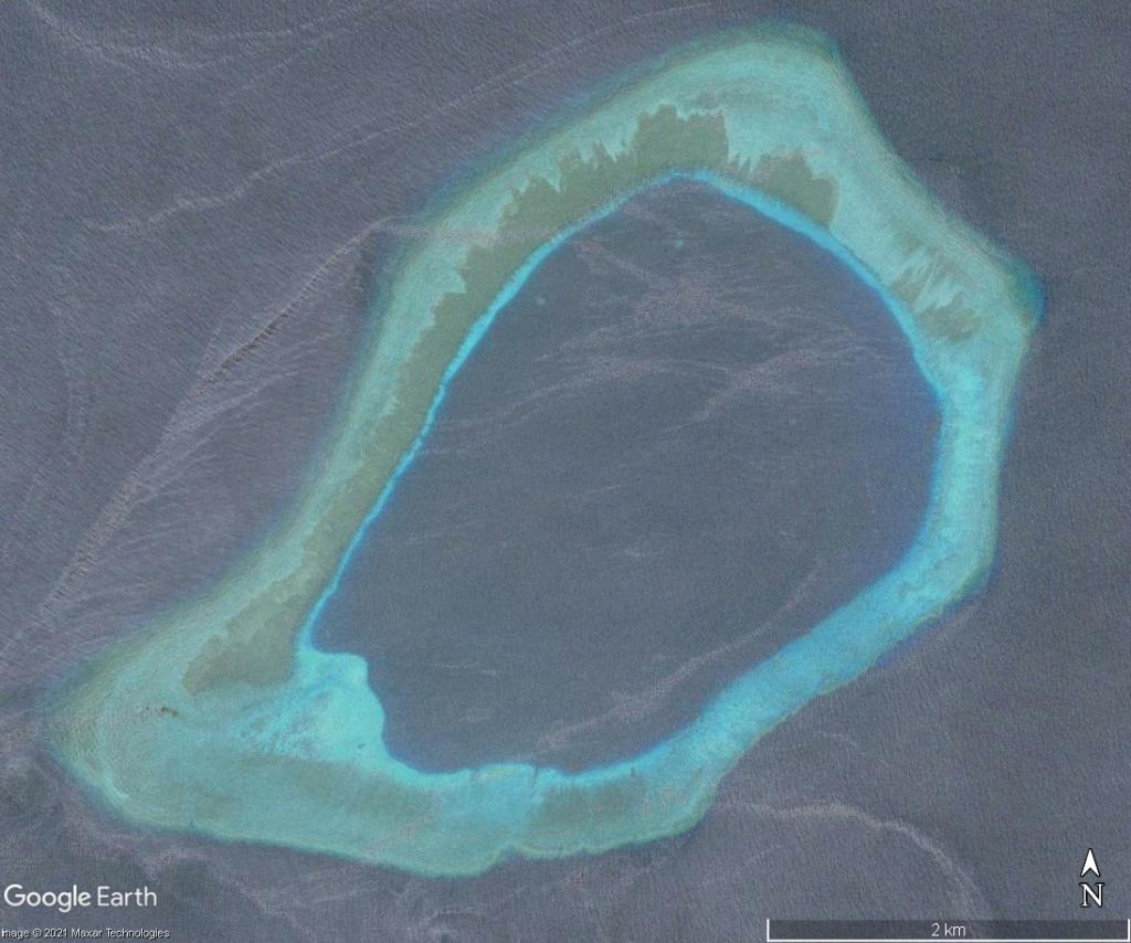 MER DE CHINE MERIDIONALE : la mainmise de la Chine... et le redécoupage des eaux territoriales Subi210