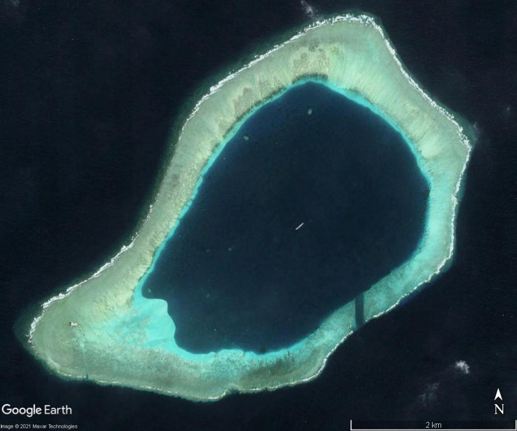 MER DE CHINE MERIDIONALE : la mainmise de la Chine... et le redécoupage des eaux territoriales Subi310
