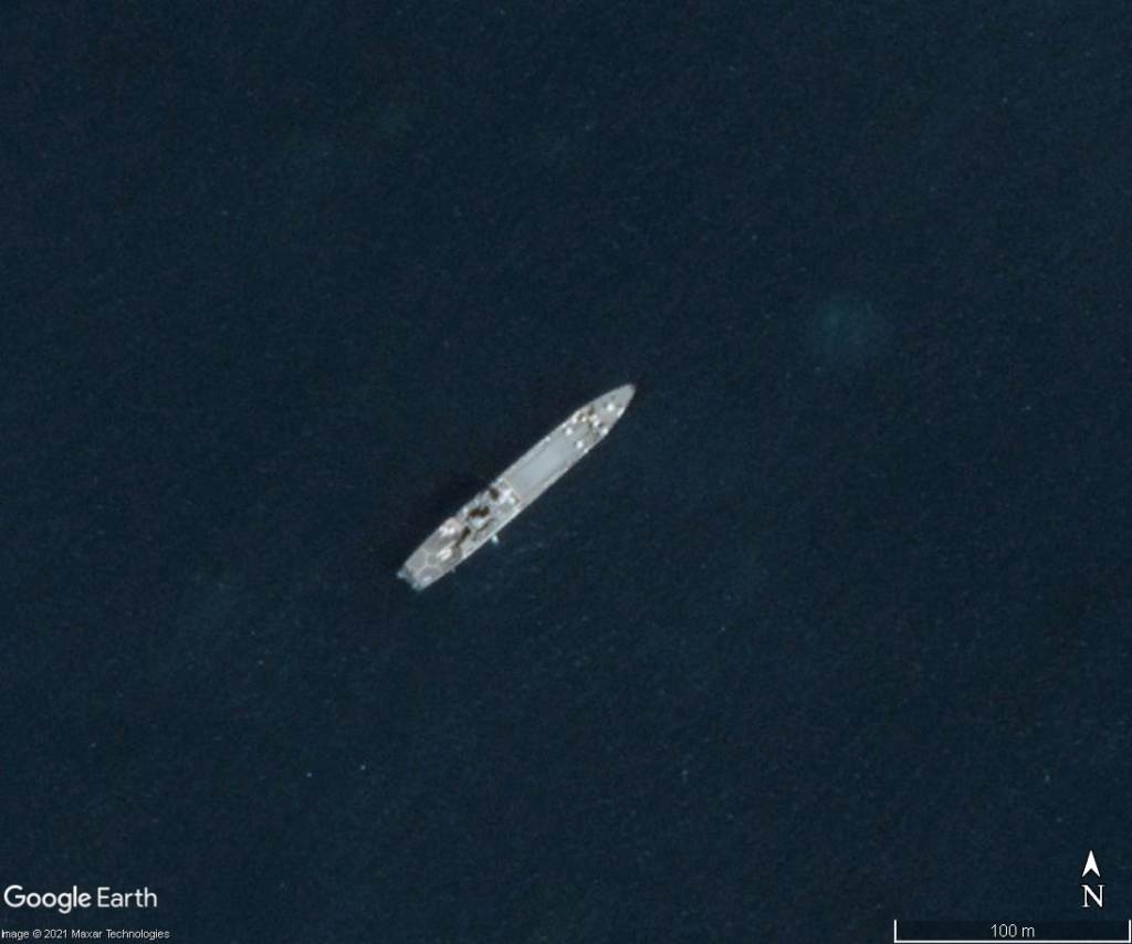 MER DE CHINE MERIDIONALE : la mainmise de la Chine... et le redécoupage des eaux territoriales Subi410