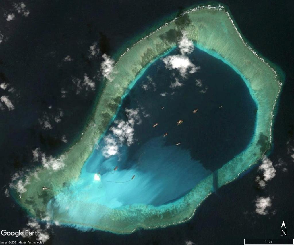 MER DE CHINE MERIDIONALE : la mainmise de la Chine... et le redécoupage des eaux territoriales Subi610