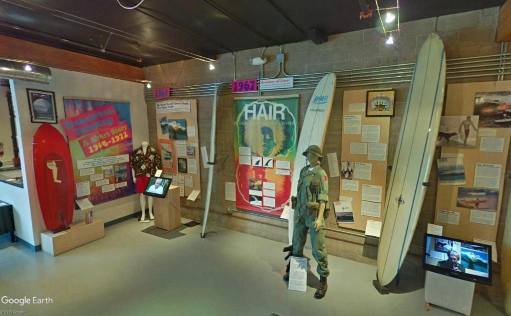 STREET VIEW : les musées en visite virtuelle - Page 9 Surf410